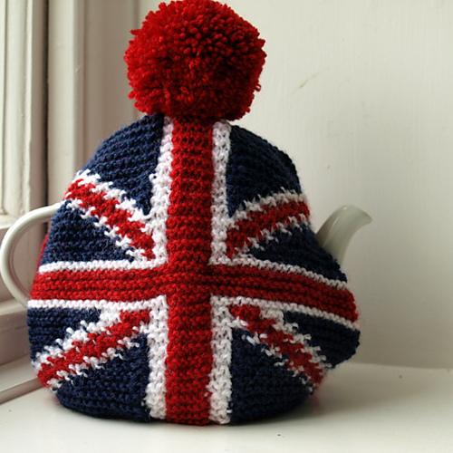 Crochet Pattern Union Jack : ::Ten Tea Cosies To Make...