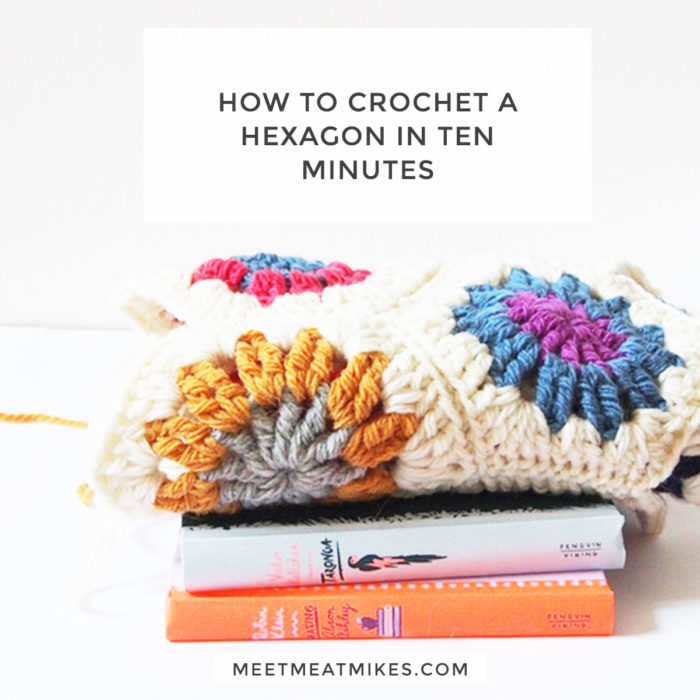 how-to-crochet-a-hexagon-in-ten-minutes
