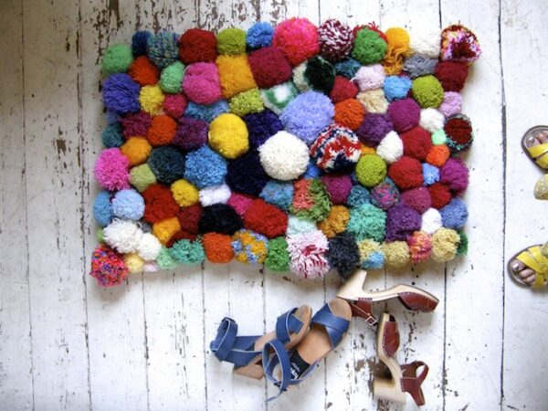 how to make a pompom