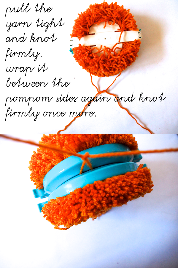 How To Use A Clover Pom Pom Maker