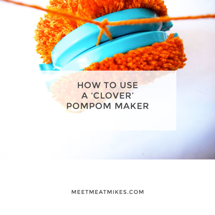 how-to-use-a-clover-pom-pom-maker