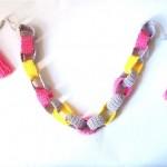 Crochet A Paper Chain