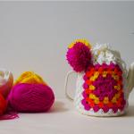 simple tea cosy to crochet