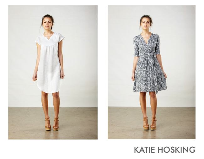 Ethical Fashion Australia : Katie Hosking