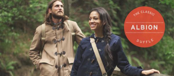 Colette Patterns Duffle Coats