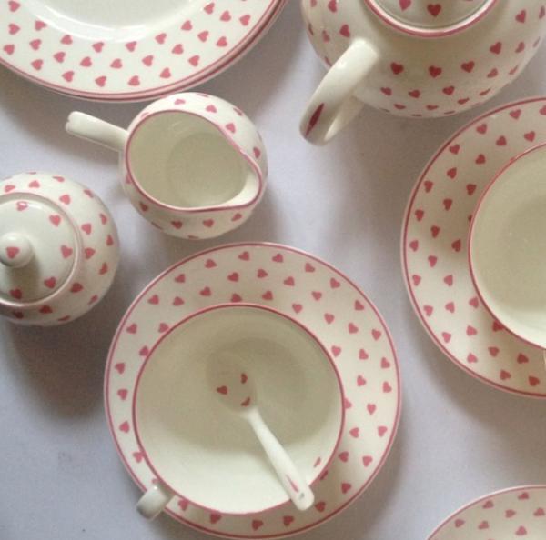 :: My Tea Set Arrived!