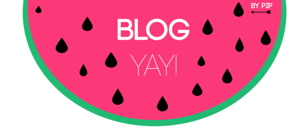 :: Introducing A New Cool Thing: Blog Yay! By Pip