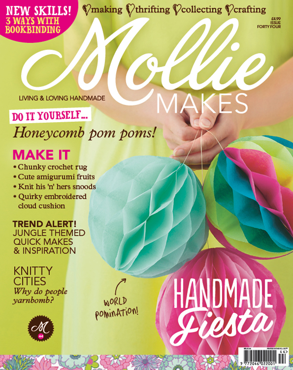 :: Mollie Makes | Free Digital Issue