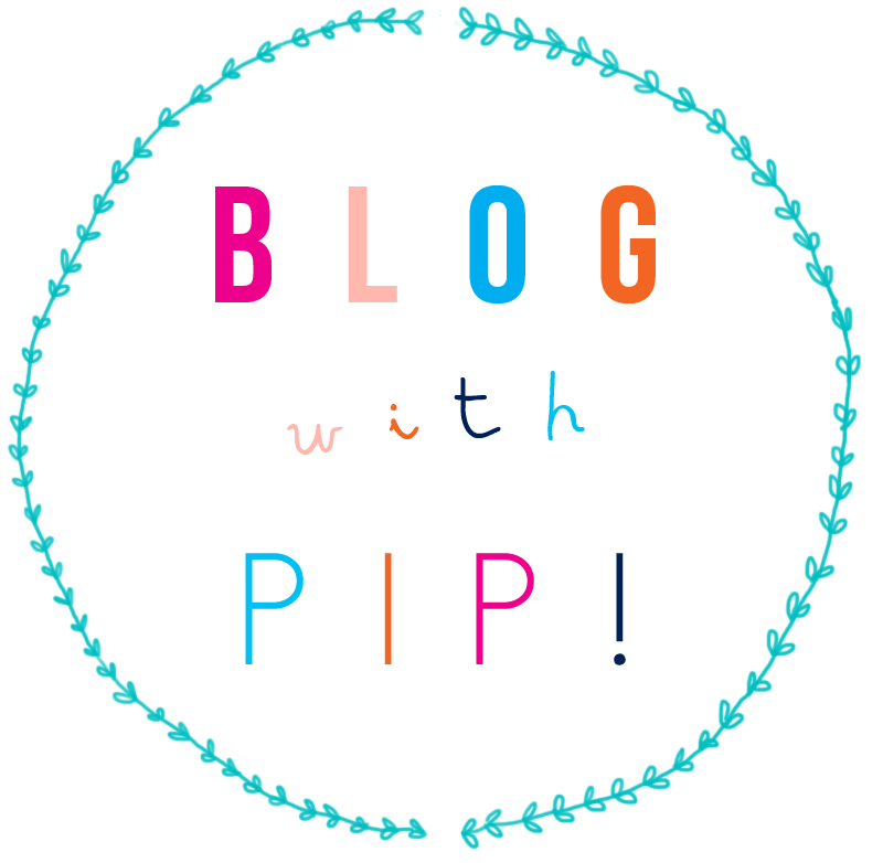 :: Happy Birthday Blog With Pip!