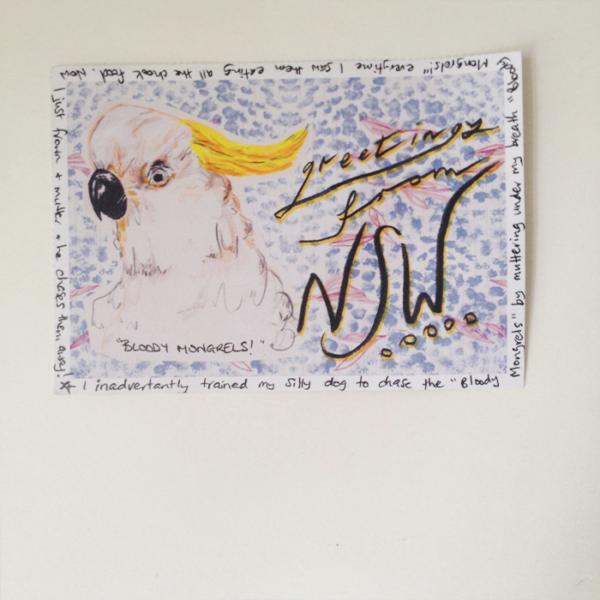 52 hellos alyson postcard