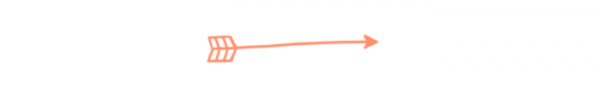 peach arrow