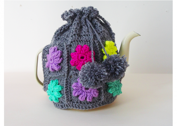 Cosy Craft-a-Long Tea Cosy
