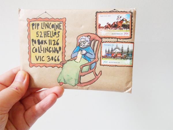 naomi envelope