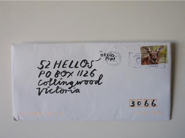 gert envelope
