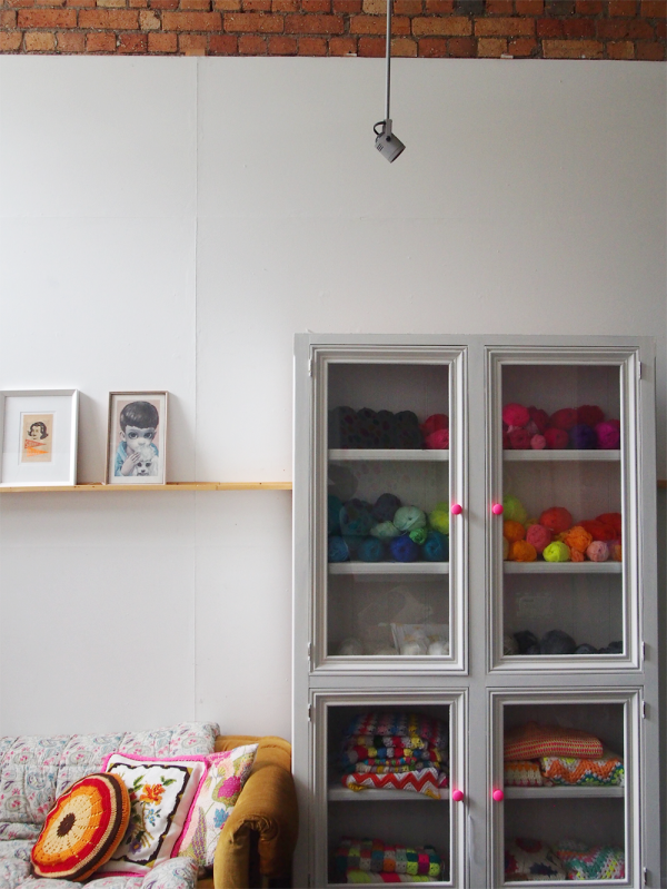 woolly cupboard