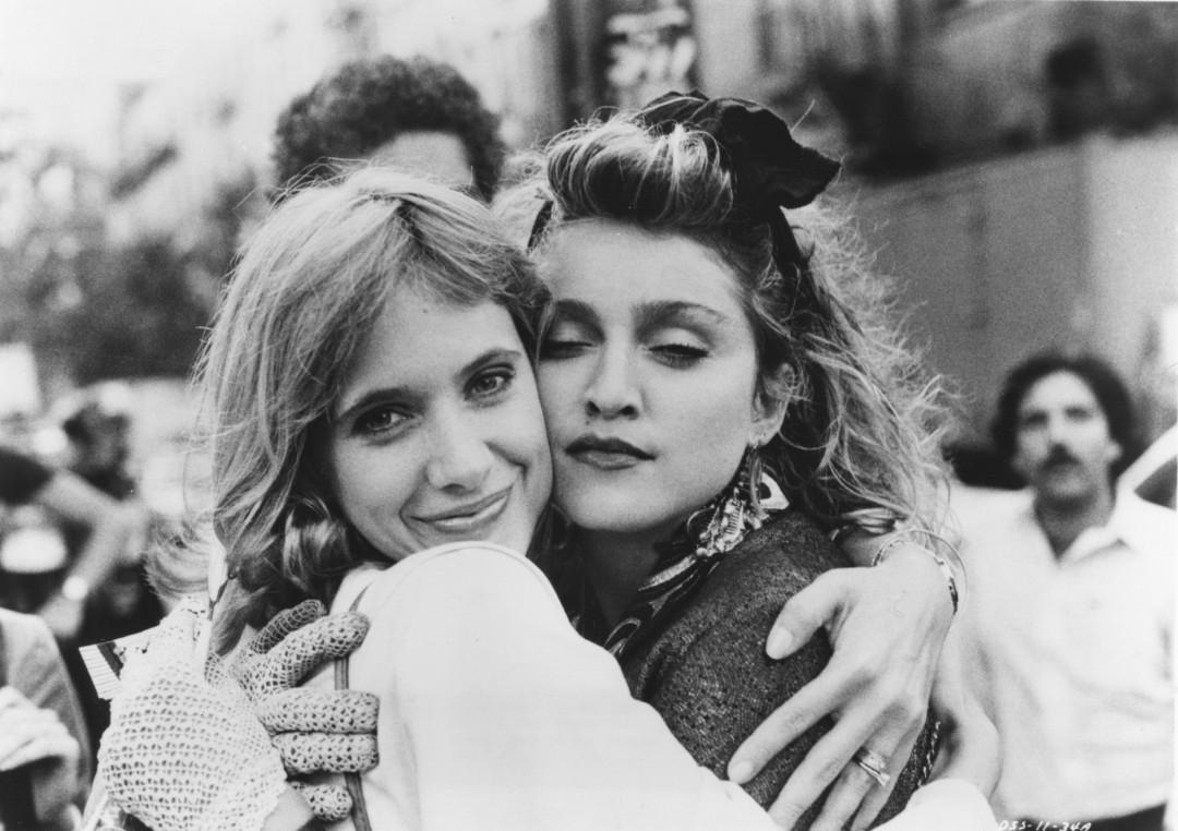 Madonna + Rosanna