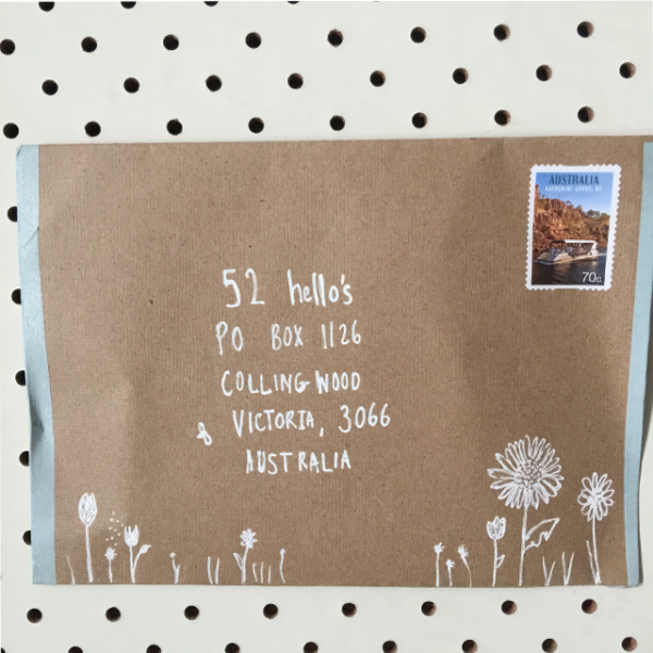 kyla envelope