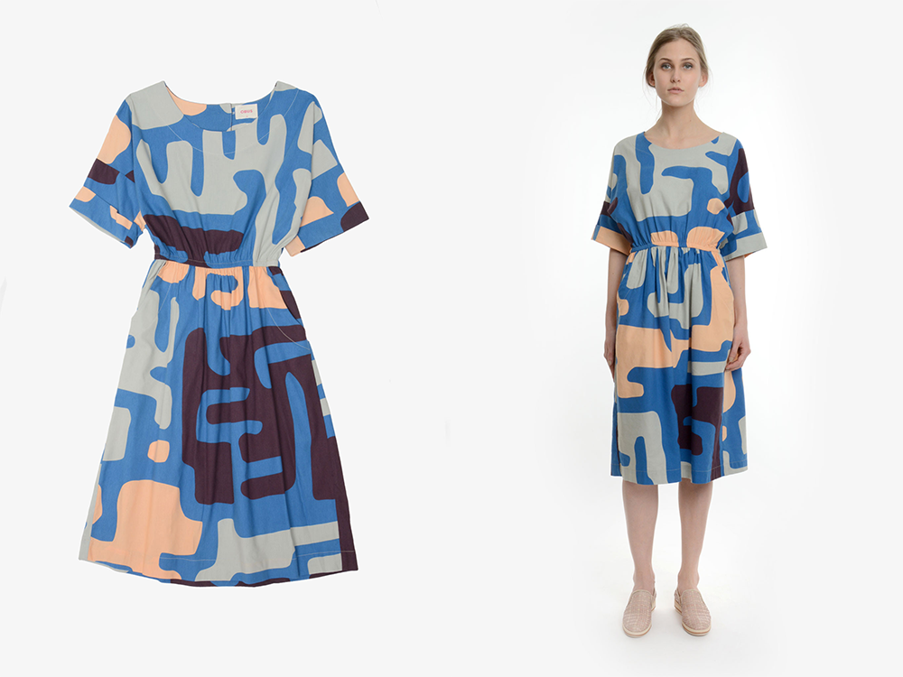 Obus Mopane Dress