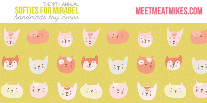 SOFTIES FOR MIRABEL 2015 TWITTER