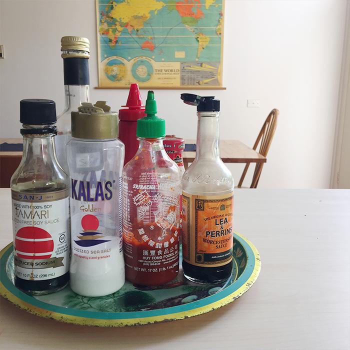 pip sauces