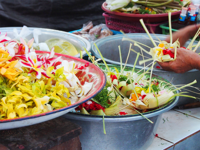 bali market offerings