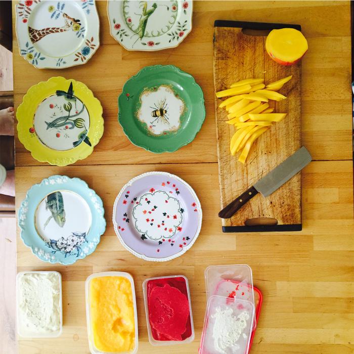 plate up dessert