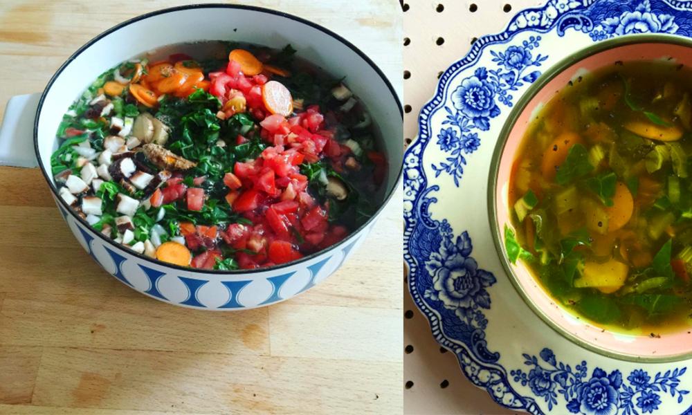 make pips feelgood soup