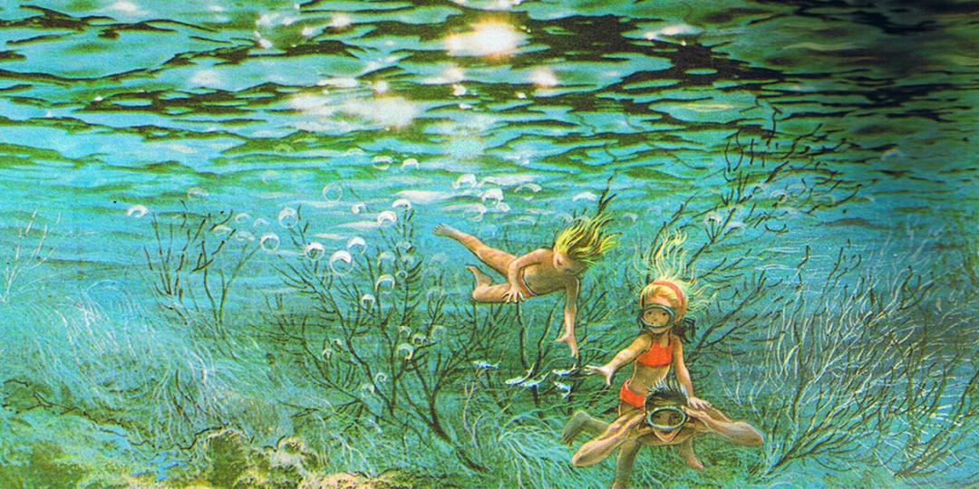 marcel marlier underwater