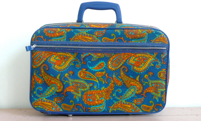 bantam suitcase two