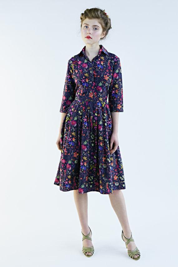 Mrs Pomeranz Dress