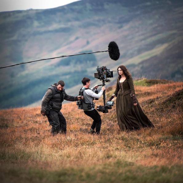 Outlander : image via Starz