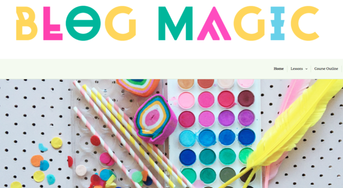 welcome to blog magic
