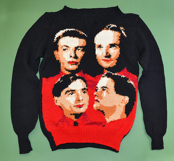Amimono Horinouchi Kraftwerk Sweater