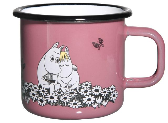 Together Forever Moomin Mug