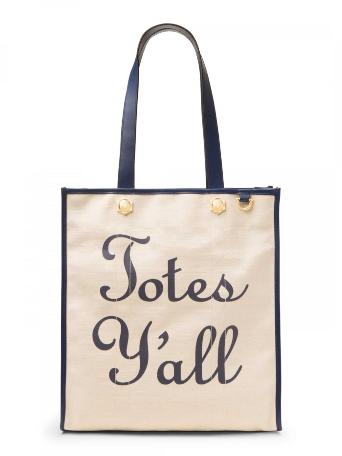 Totes Y'all gilmore girls bag