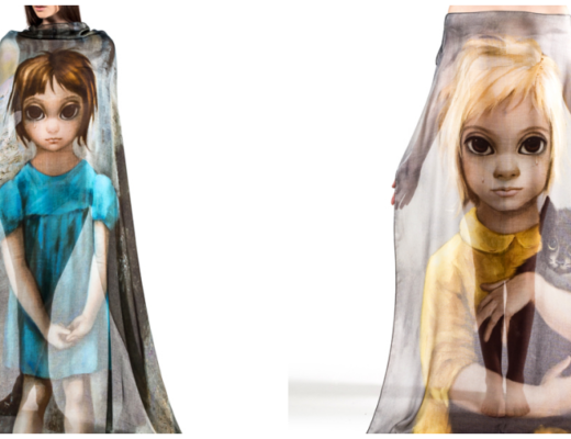 Big Eyes Scarves