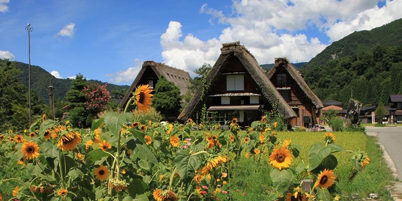 minka house in Japan