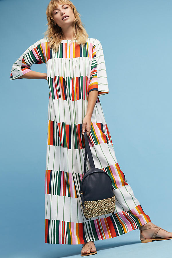 Frequency Maxi Dress