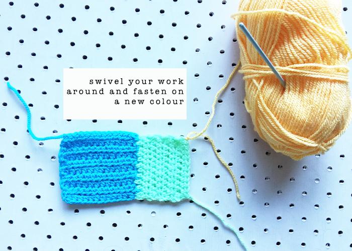 Meet Me at Mikes Log Cabin Crochet