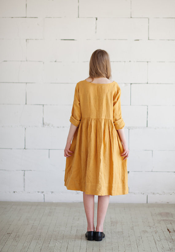 Sondeflor Shop Yellow Dress
