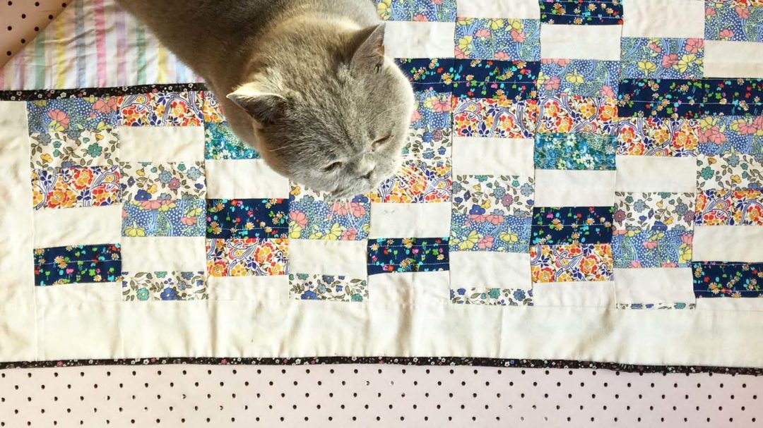 Cute Tute: It\'s Sew Easy To Make A Bronte Quilt!