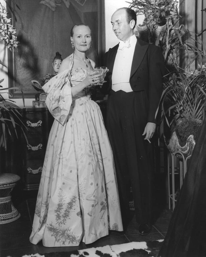TONY AND ELIZABETH DUQUETTE