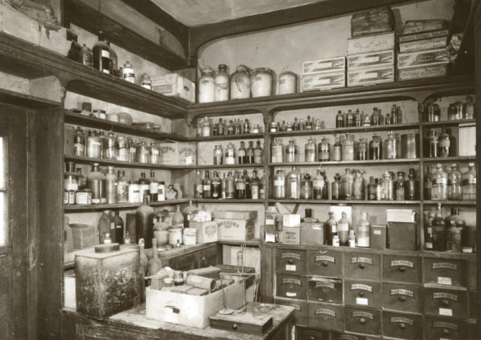 White's Chemist Shop