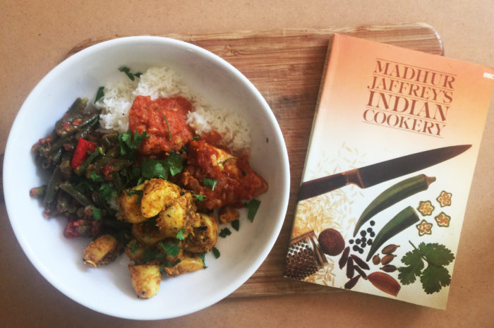 Madhur Jaffrey's Indian Cookbook