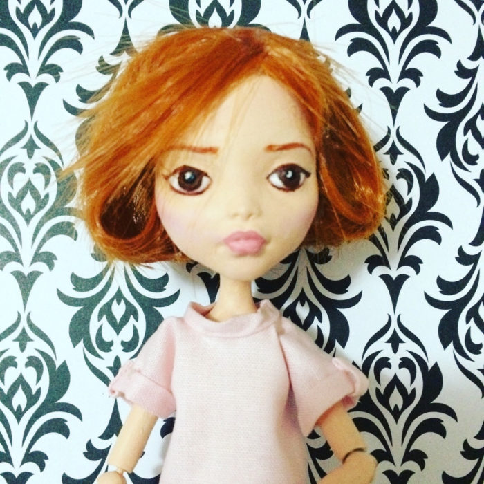 The Breakfast Club Claire Doll