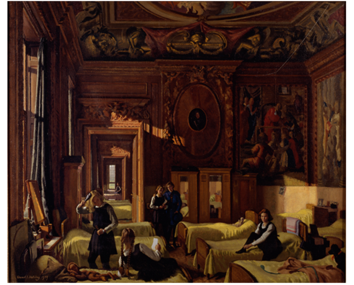 Chatsworth painting