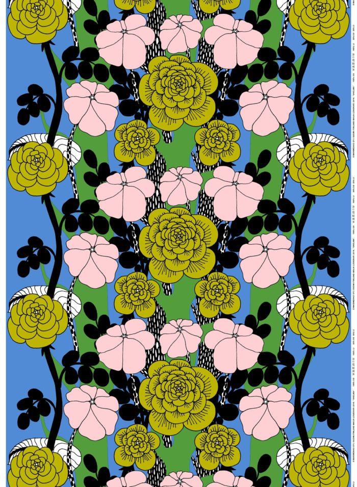 Marimekko Unelma cotton fabric