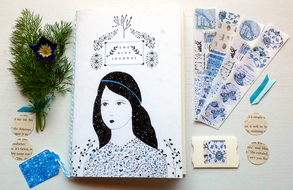 Lily Moon Journals
