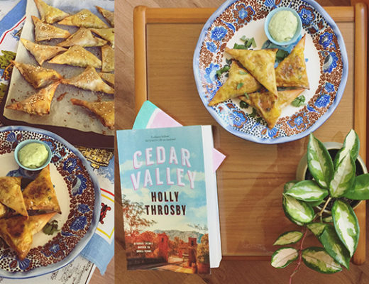 Weekend notes - samosas hubby community kitchen
