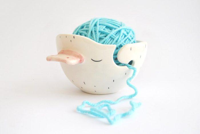 Barrutando yarn bowls